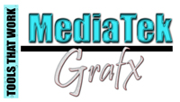 MediaTek Grafx Web Development and Printed Materials